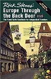 """""""Rick Steves Europe Through the Back Door 2003 - The Travel Skills Handbook for Independent Travelers"""" av Rick Steves"""