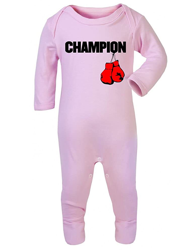 Champion Boxing Baby Rompersuit//Playsuit
