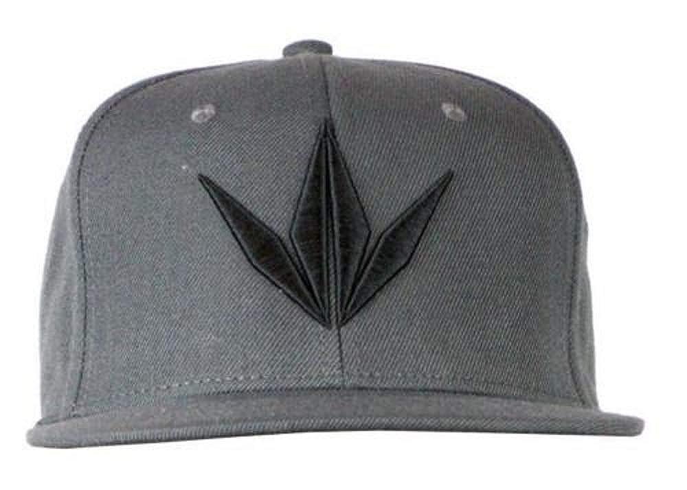 54de9b7f3d882 Bunker Kings Adjustable Snapback Hats (Crown Grey/Black) at Amazon Men's  Clothing store: