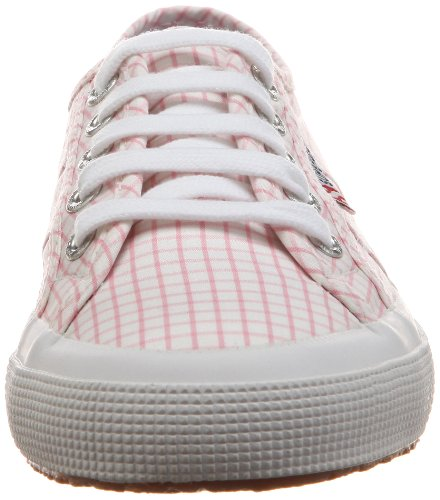 A67 S003I10 White Pink Unisex Superga Sneaker 2750 COTUSHIRT Erwachsene pink qOTywzvf