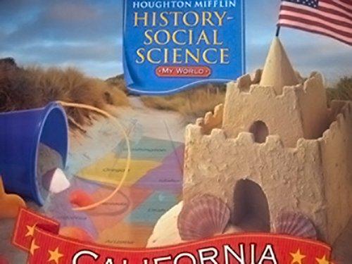 Houghton Mifflin Social Studies California: Kindergarten Kit Lvl (Lvl Kit)