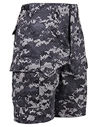 Rothco BDU Shorts in Subdued Urban Digital - Large