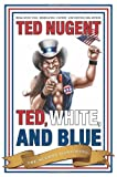 Ted, White, and Blue, Ted Nugent, 1596985550