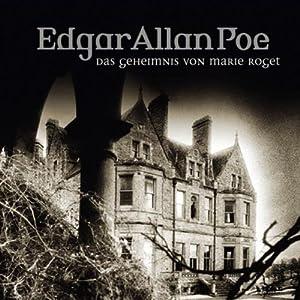 Das Geheimnis von Marie Roget (Edgar Allan Poe 35) Hörspiel