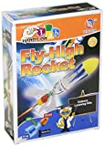 models for 8 year old boys - Fly High Rocket Science Kit | Scientific Learning and Exploration Experiment | Air Pressure, Water Powered Design | Girls and Boys