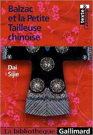 Livres gratuits en ligne Balzac et la Petite Tailleuse chinoise pdf ebook