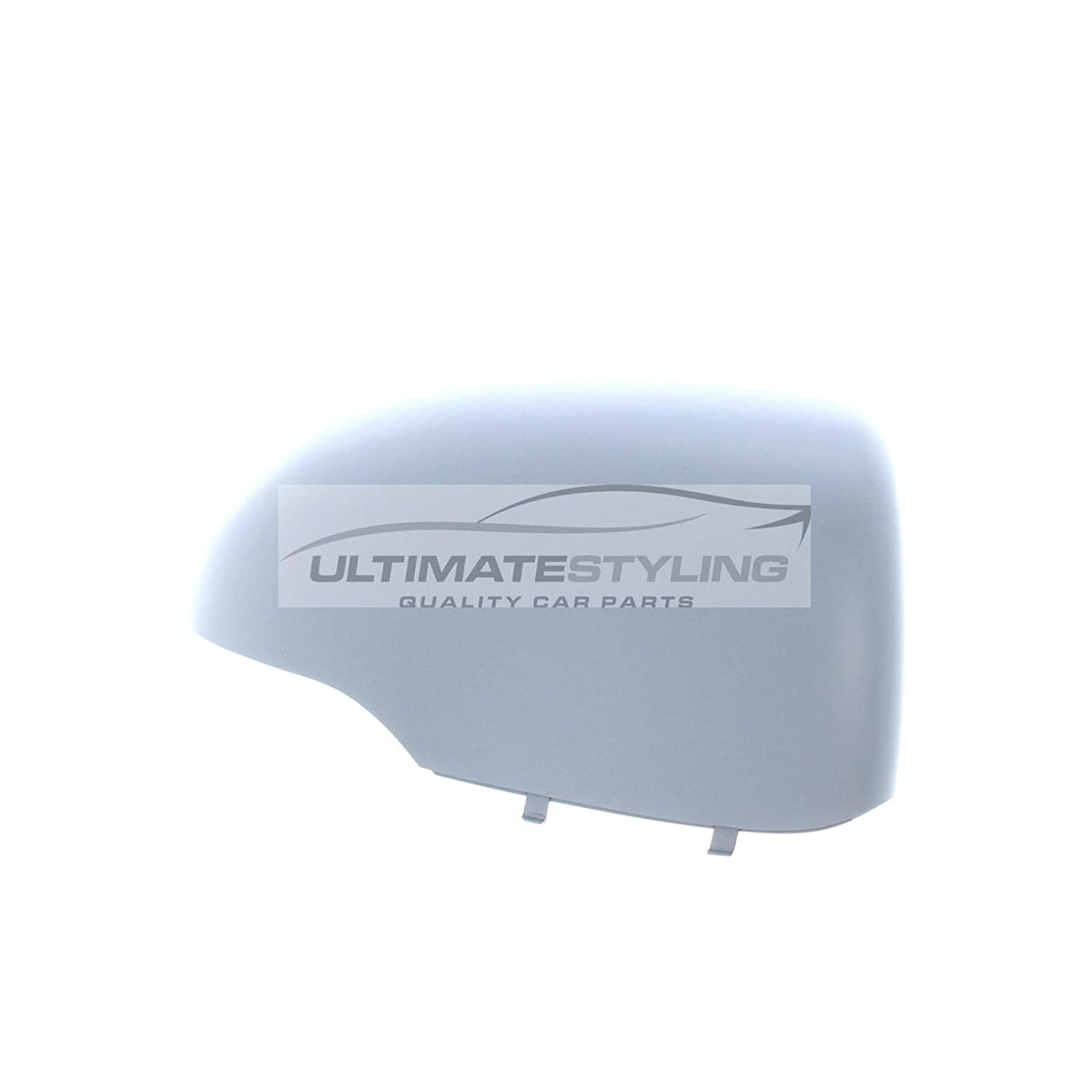 Ultimate Styling Aftermarket Replacement Wing Mirror Cover Cap Colour Of Cover Primed For Drivers Side RH Right Hand Side