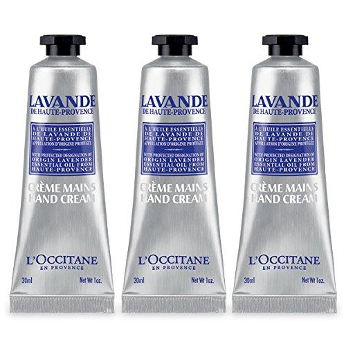 L Occitane Lavender Hand Cream - 3
