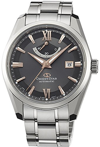 ORIENT watch ORIENT STAR Orient Star Urban Standard titanium mechanical self-winding dark gray WZ0011AF Men