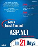 Sams Teach Yourself ASP. NET in 21 Days, Chris Payne, 0672324458