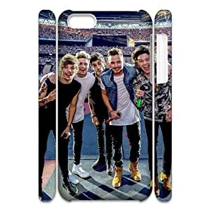 One Direction Concert Personalized 3D Cover Case for Iphone 5C,customized phone case ygtg-784645