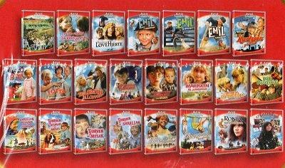 astrid lindgren dvd box
