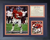 Legends Never Die John Elway Framed Photo Collage, Orange, 11x14-Inch