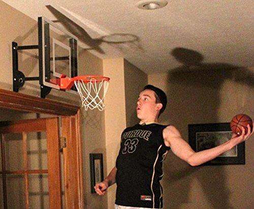 Ramgoal Durable Adjustable Indoor Mini Basketball Hoop And