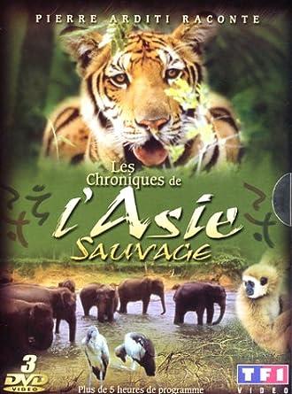 Chroniques de l'Asie Sauvage  51QQ4EJP86L._SY445_