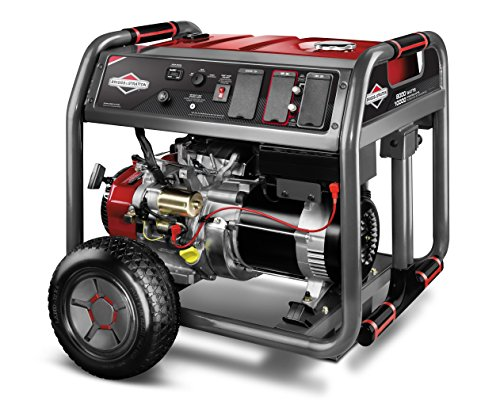 Briggs & Stratton 30664 8000W (Best Briggs & Stratton Gas Generators)