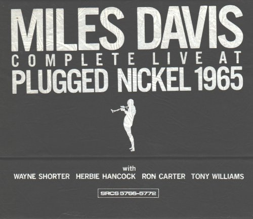 Miles Davis: Complete Live at the Plugged Nickel 1965 (Seven-Disc Japanese Import) (Miles Davis Complete Live At The Plugged Nickel)