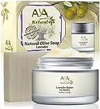 Patchouli-Vanilla Body Lotion for Dry Skin - Natural Vegan Olive Oil Sensitive Cracked Skin Moisturizing Cream 8.1 oz - Olive, Jojoba, Avocado & Almond Oils Blend