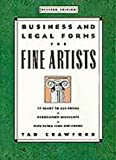 Business and Legal Forms for Fine Artists, Tad Crawford, 1880559307