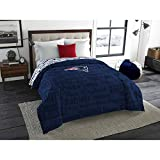 NFL New England Patriots Bedding Set, Twin