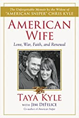 American Wife: A Memoir of Love, War, Faith, and Renewal Hardcover