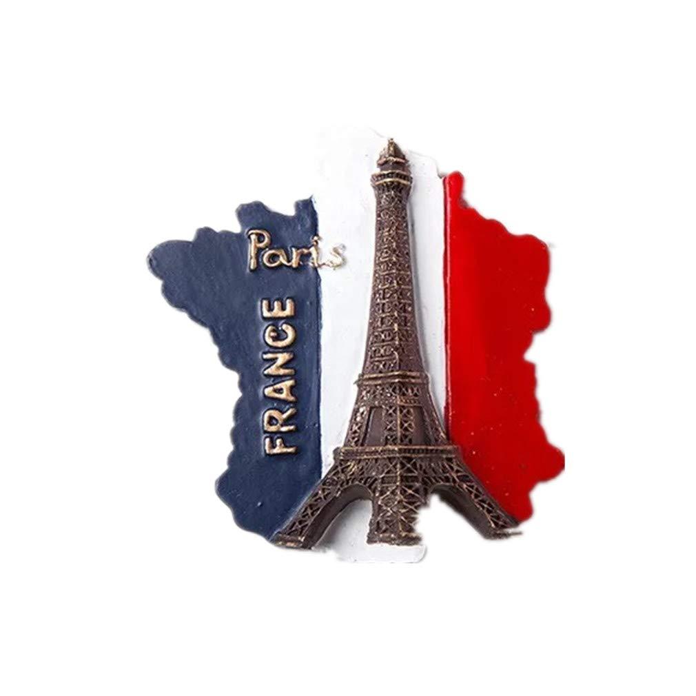 Bella Magneti per Frigorifero/Calamite da Frigo in Resina Viaggio Souvenir Francia Parigi Palazzo di Versailles Fridge Magnet Sticker