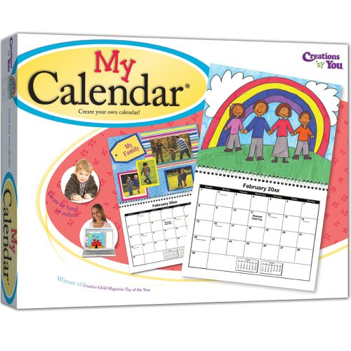 Creations by You My Calendar