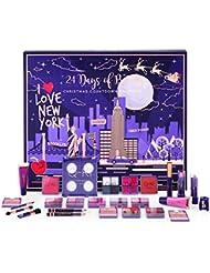 Q-Ki 24 Days Of Beauty Christmas Advent Calendar (New York)