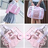 Ita Bag Heart Shape Window Japanese School Handbag