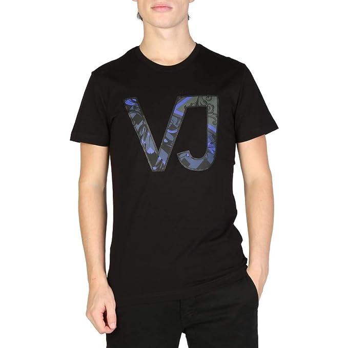 Versace Jeans Camiseta B3GSB73D_36598 Hombre: Amazon.es: Ropa y accesorios