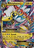 Best Pokemon Mega Ex Cards - Mega/M Ampharos EX (XY Ancient Origins #28/98) Rare/Holo-Foil Review