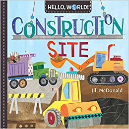 Buy Hello World Construction Site Book Online At Low Prices In
