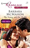 The Nanny and the Sheikh, Barbara McMahon, 0373182740