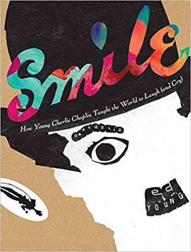 Image result for smile charlie chaplin ed young amazon