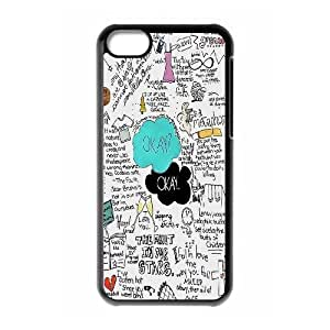 Lmf DIY phone caseCustom High Quality WUCHAOGUI Phone case The Fault in Our Stars Protective Case For iphone 5c - Case-13Lmf DIY phone case