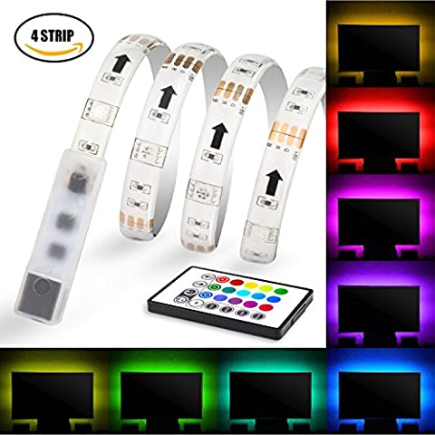 LED Strips Light, Maylit USB Neon Accent