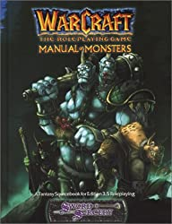 Manual of Monsters (Warcraft Series)