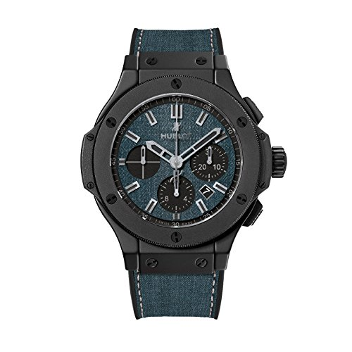 Hublot Big Bang Automatic Blue Jeans Dial Mens Watch 301.CI.2770.NR.JEANS