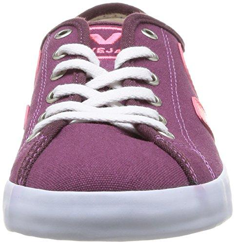 Violet mode femme Rose Groseille Taua Baskets VEJA Fluo BwnOI7qx