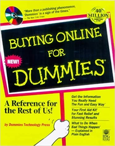 Buying Online for Dummies with CDROM (For Dummies