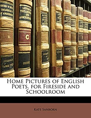 Magnificent Amazon Com Home Pictures Of English Poets For Fireside And Home Remodeling Inspirations Cosmcuboardxyz