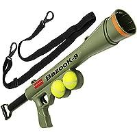 OxGord BazooK-9 Tennis Ball Launcher Bundle