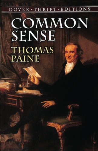 Common Sense (Dover Thrift Editions) from Paine, Thomas