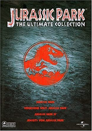 Jurassic Park - The Ultimate Collection [Alemania] [DVD]