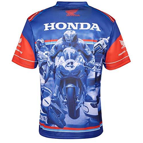 Honda Endurance Hailwood Dunlop Hutchinson - Camiseta para Hombre ...