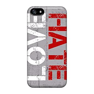 TinaMacKenzie Slim Fit Protector IsN17056ldID Shock Absorbent Bumper Cases For Iphone 5/5s