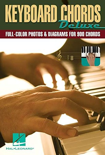 - Keyboard Chords Deluxe: Full-Color Photos & Diagrams for Over 900 Chords