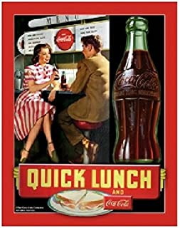 product image for Springbok Coca-Cola Lunch 500 Piece Jigsaw Puzzle