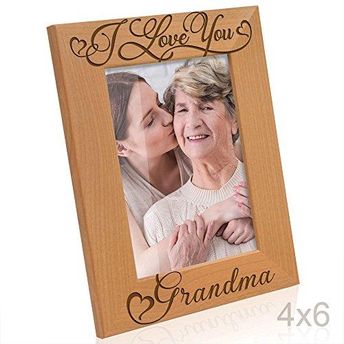i love my grandma picture frame - 5