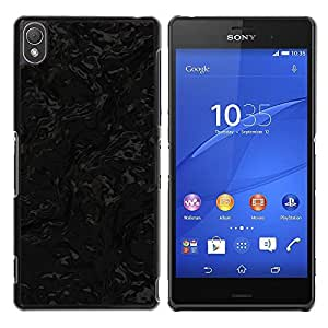 LECELL -- Funda protectora / Cubierta / Piel For Sony Xperia Z3 D6603 / D6633 / D6643 / D6653 / D6616 -- Simple Pattern 5 --